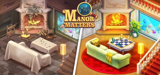 Manor Matters Apk